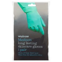 Waitrose medium skincare gloves
