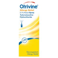 Otrivine allergy relief nasal spray