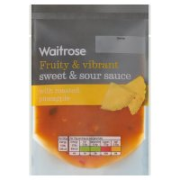Waitrose Sweet & Sour Sauce