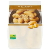 Waitrose limited selection potatoes