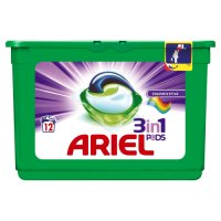 Ariel 3in1 PODS Colour Washing Capsules 12 washes