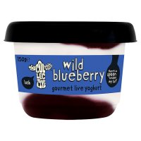 The Collective Wild Blueberry Yoghurt