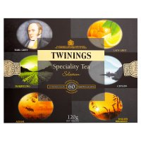 Twinings speciality tea selection