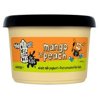 The Collective Dairy for Kids Mango 'n' Peach