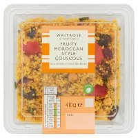Waitrose fruity Moroccan couscous