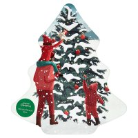 Waitrose Christmas Tree Tin