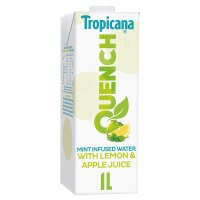 Tropicana Quench Lemon & Apple