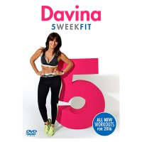 DVD Davina: 5 Week Fit