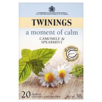 Twinings calm camomile & spearmint