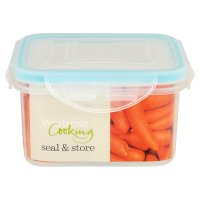 Waitrose Seal & Store 0.4 litre square container