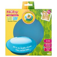 Nuby Silicone Suregrip Plate