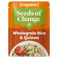 Seeds of Change quinoa & wholegrain rice