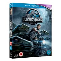 DVD Blu-Ray Jurassic World
