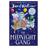 Midnight Gang David Walliams