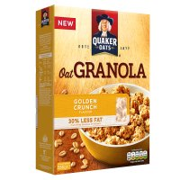 Quaker Oats Oat Granola Golden Crunch