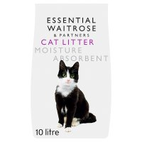 essential Waitrose Absorbent Cat Litter