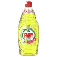 Fairy Platinum Lemon Washing Up Liquid
