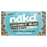Nákd Coconut Bliss Fruit & Nut Nibbles
