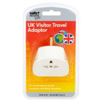 Safe + Sound UK visitor adaptor