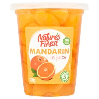 Nature's Finest mandarin segments in juice
