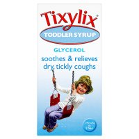 Tixylix toddler syrup