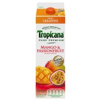 Tropicana Juice Mango and Passionfruit