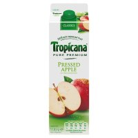 Tropicana Juice Pressed Apple