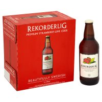 Rekorderlig Strawberry & Lime Cider