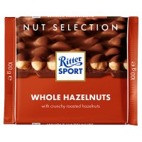 Ritter Sport Whole Hazelnuts