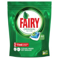 Fairy All In One Dishwasher Original 44 Capsules
