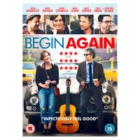 DVD Begin Again