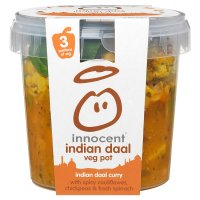 Innocent indian daal curry