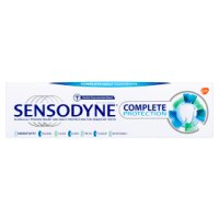 Sensodyne toothpaste complete protection