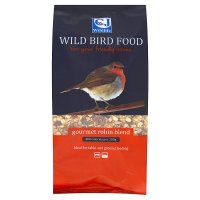 CJ Wildlife gourmet robin food blend