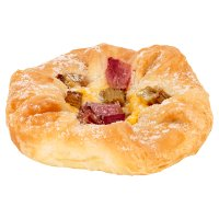 Rhubarb & Custard Danish