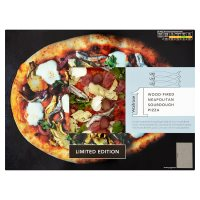 Waitrose 1 Neapolitan Sourdough Pizza