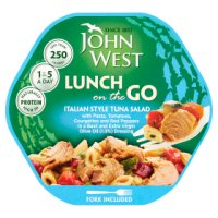 JW Light Lunch Italian Style Tuna