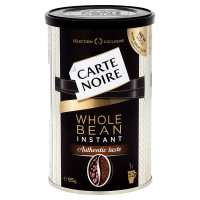 Carte Noire instinct wholebean instant coffee