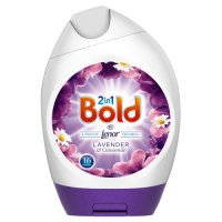 Bold 2in1 Lavender & Camomile Washing Gel 16 washes