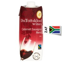Du Toitskloof, Cabernet Sauvignon, South African, Boxed Red Wine