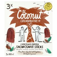 The Coconut Collaborative Snowcoconut Sticks