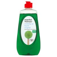 essential Waitrose washing up liquid, original