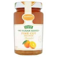 Stute no added sugar fine cut marmalade