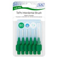TePe interdental brush 0.8mm