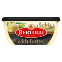 Bertolli spread with butter