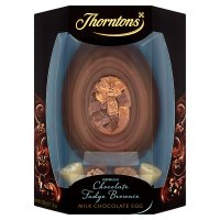 Thorntons Choc Fudge Brownie Egg