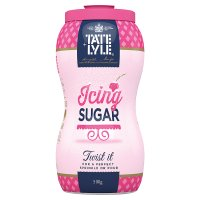 Tate & Lyle Icing Sugar Sprinkle & Pour