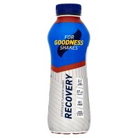 For Goodness Shakes sports recovery choc