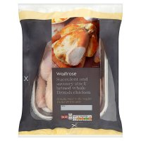 Waitrose British ready to roast whole chicken