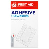 First Aid Sterile Dressing